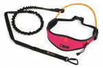 Pas do biegania JoQu® Light Canicross Belt + lina Canicorss Rope Shock